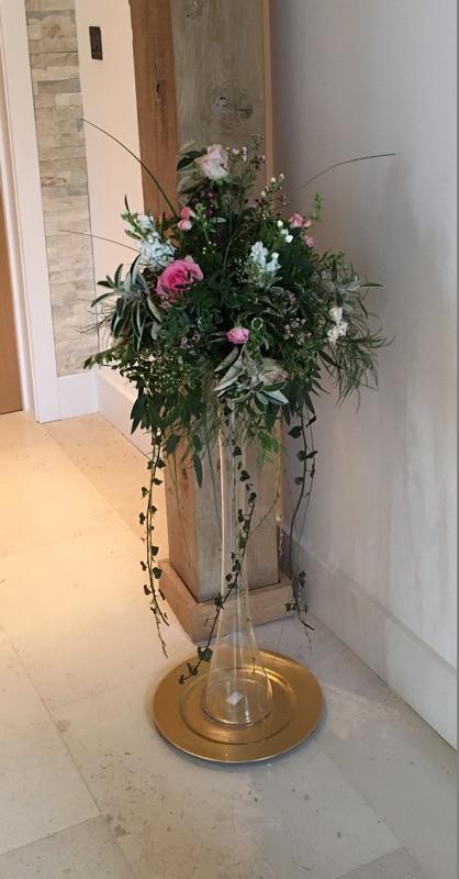 tall vase floor standing