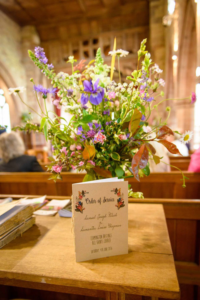 Country garden flowers. Photo: Chris Fossey