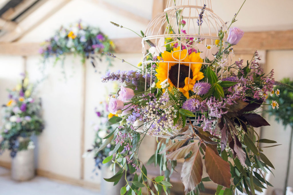 Park Farm. Rustic country wedding. Photo: Stuart Hogben
