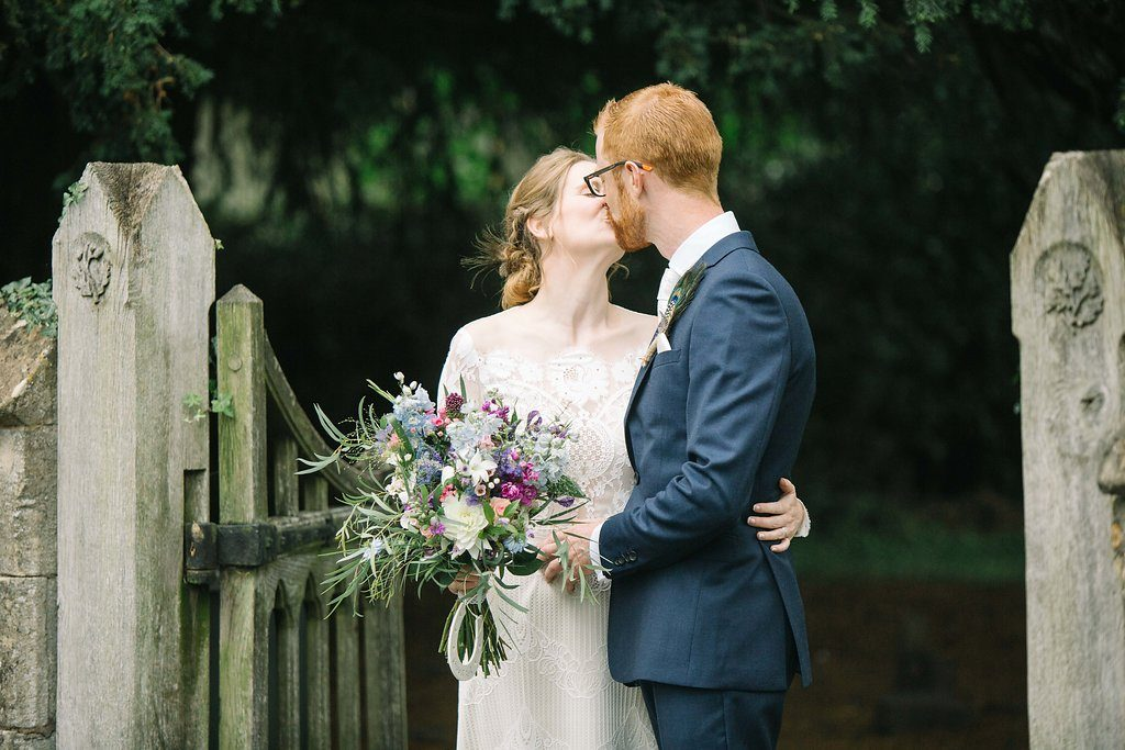 The best images of this wedding: Light and Lace