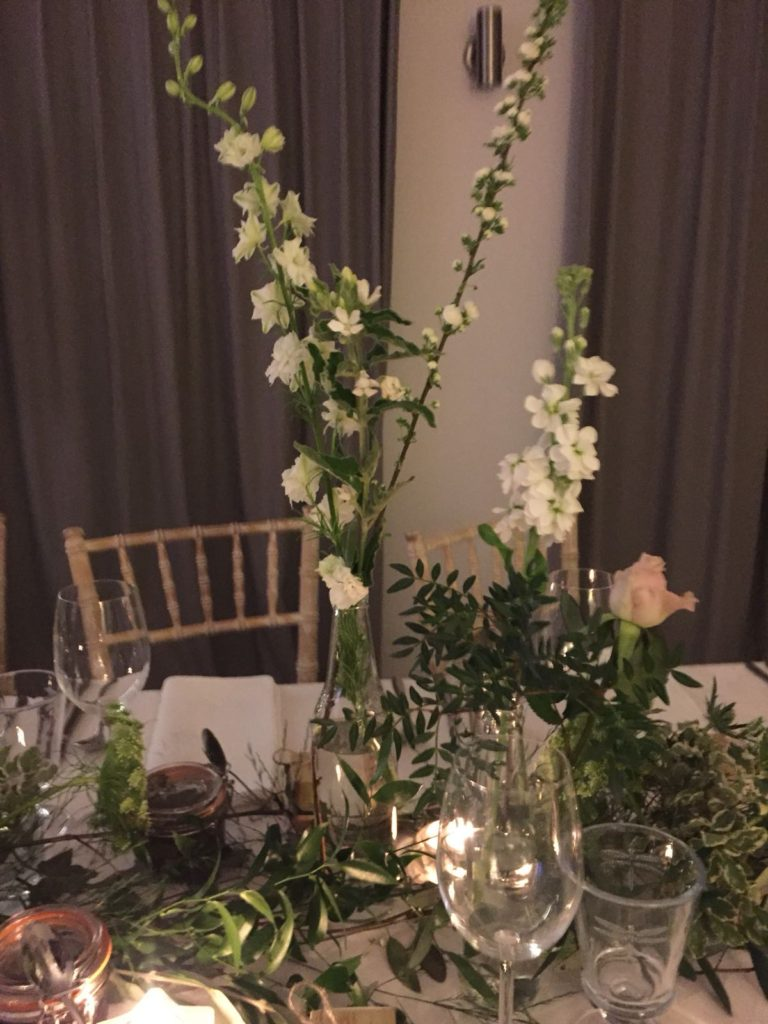 Full length Tablescape