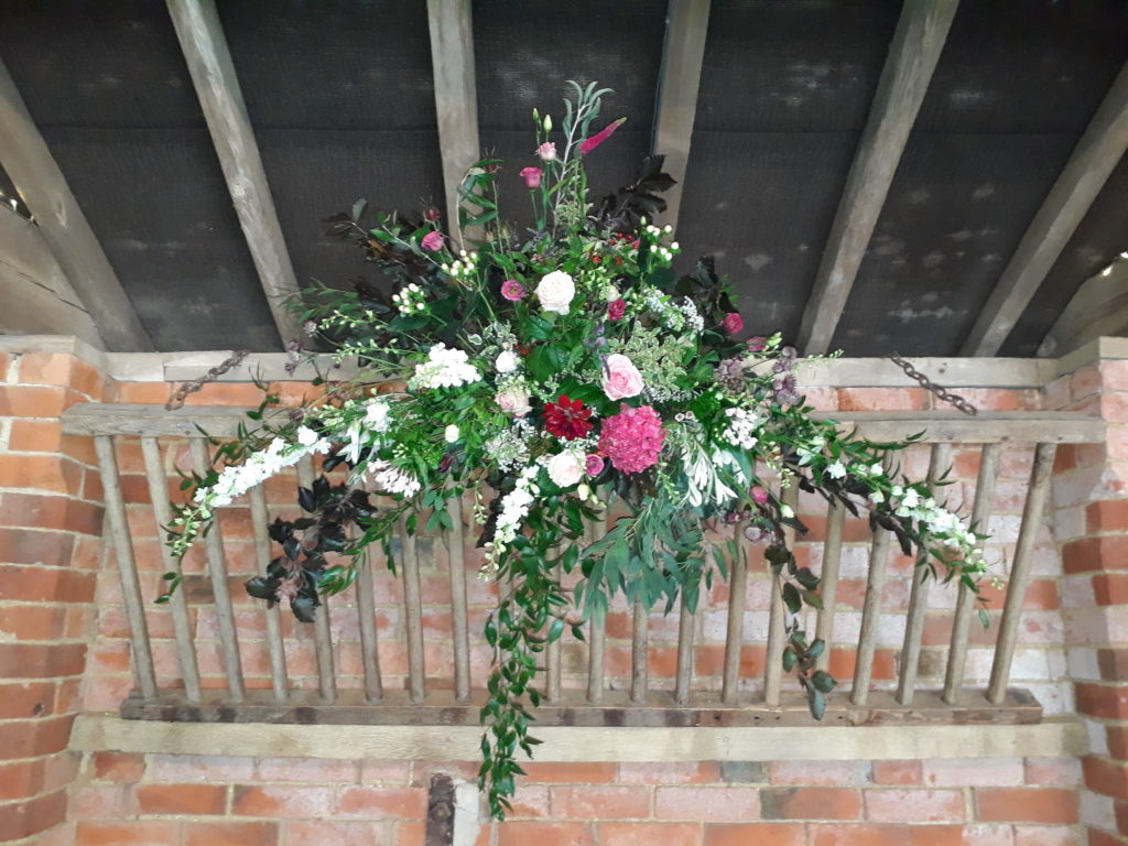 Love decorating the mangers at Park Farm Aug 18