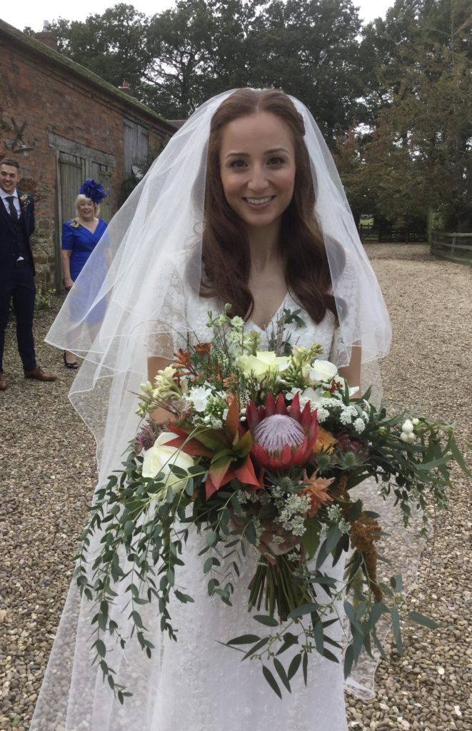 Photo: Jill at Park Farm Weddings